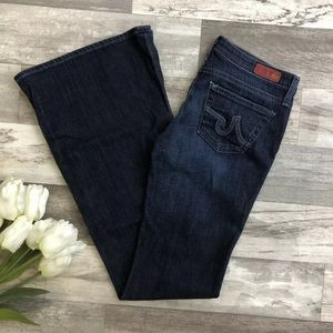 AG 27R The Bell Jeans Flare Jeans AC06☮️